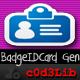 Badge ID Card Generator