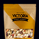 Kraft Pouch Bag Packaging Mockup