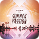 Summer Passion CD  Cover Artwork