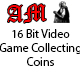 Video Game Collecting Coins