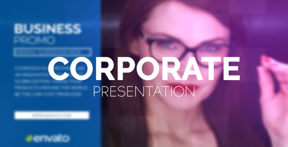 VideoHive Corporate Presentation 19429224