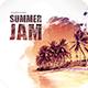 Summer Jam CD Cover Artwork