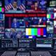 TV Studio Background Loop