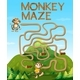 Maze Game with Monkeys in the Forest