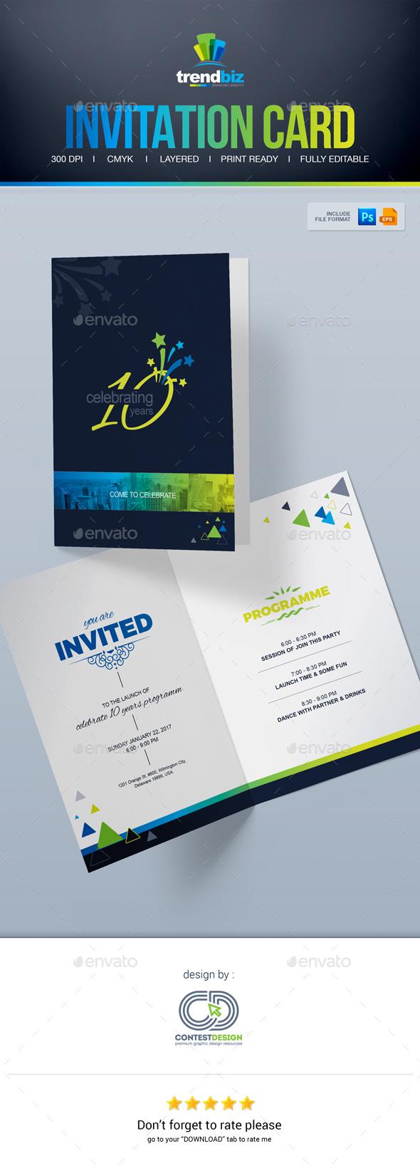 Download Invitation Template Custom Invitation Party