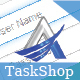 TaskShop - Order Management System