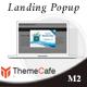 Landing Popup Magento 2 Exension