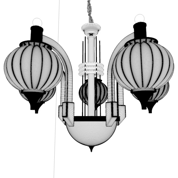 Ceiling Lamp | Chandelier - 3DOcean Item for Sale