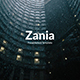 Zania - Creative Google Slide Template