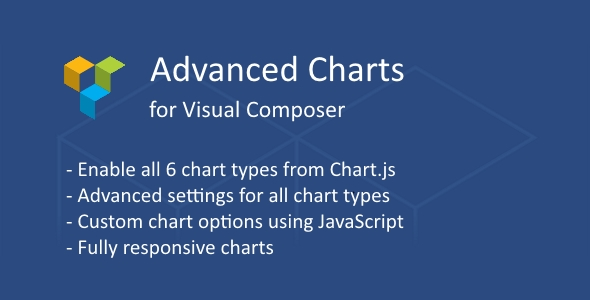 Advanced Charts Add-on for Visual Composer
