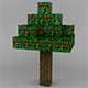 Trees Minecraft Full textures