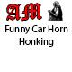 Funny Car Horn Honking