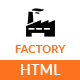 Factory - Industrial and Factory HTML5 Template