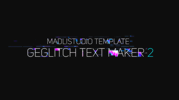 Ge Glitch Text Maker 3 - 2