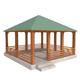 Wooden Shelter 04
