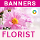 Florist Banners