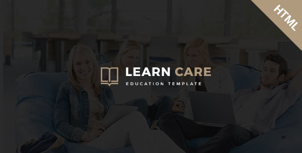 Download LearnCare- Educational HTML Template