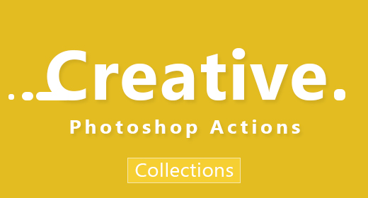 3 Creative Photoshop Actions