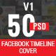 50 Facebook Timeline Cover Vol-1