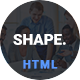 Shape - Advance Business HTML Template for Any Niche