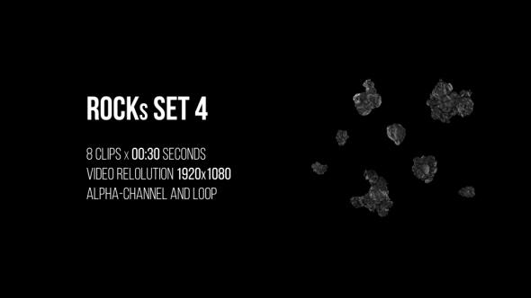 VideoHive Rocks Set 4 19440006