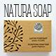 Natura Soap Packaging