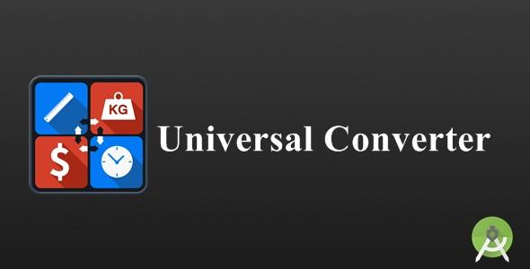 Universal Unit Converter