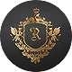 Glossy Logo | Reflection Logo Loop