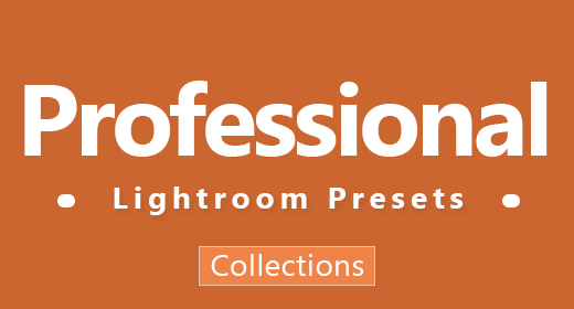 7 Professional Lightroom Presets