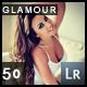 50 PRO Glamour Model Lightroom Presets