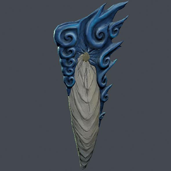 Storm shield - 3DOcean Item for Sale