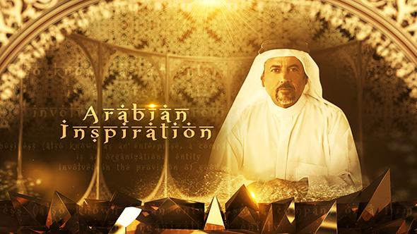 VideoHive Arabian Inspiration 19442551