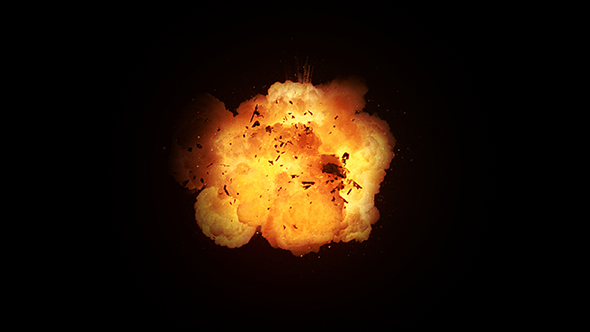 VideoHive Explosion Pack 19442723