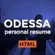 Odessa – Maintain a Modern & Inspirational Portfolio