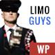 LIMO GUYS – Creative WordPress theme for Car Rental and Limo Service