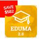 Education WordPress Theme  - тема Вордпресс для образования