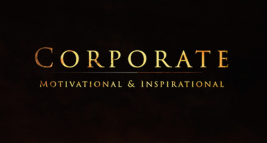 Corporate, Motivational & Inspirational