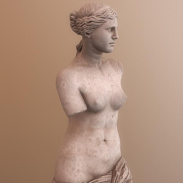3DOcean Venus de milo 19443962