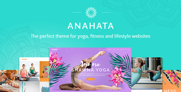 Anahata – A Yoga, Fitness and Lifestyle Theme (Health & Beauty) Download