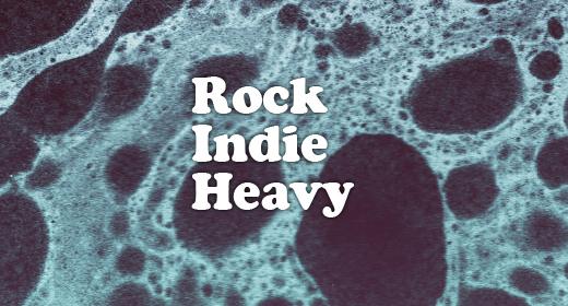 Rock, Indie, Heavy