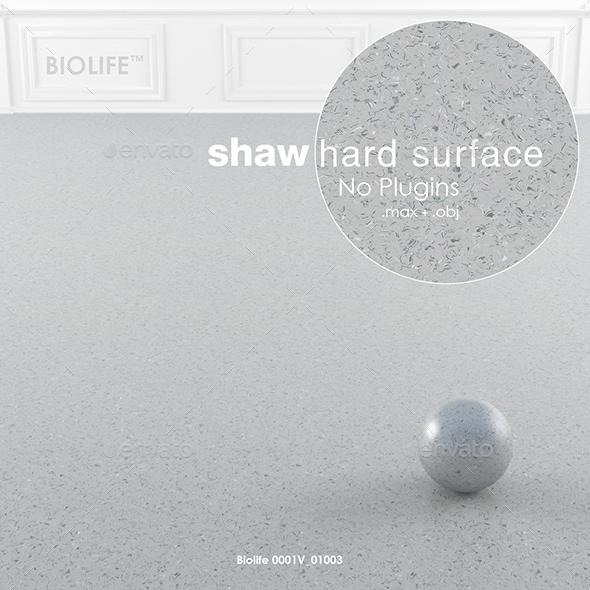 Shaw Hard Surface Homogeneous Biolife Vinyl - 3DOcean Item for Sale
