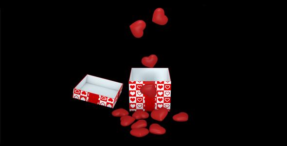 VideoHive Love Box 19445652