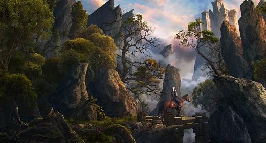 Tranquil Fantasy
