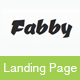 Fabby - One Product Shop Template