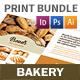 Bakery Store Print Bundle 2