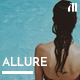 Allure - Visual Tumblr Theme