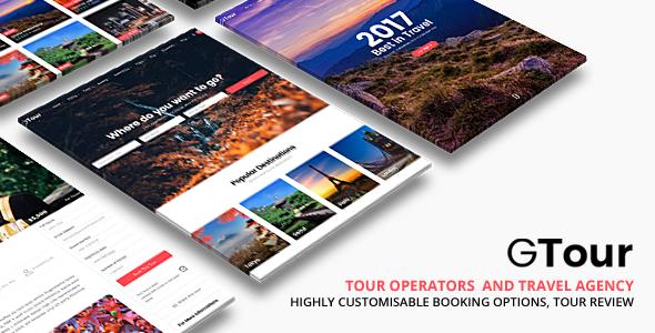 Grand Tour | Tour Travel WordPress