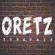 Oretz Typeface