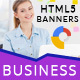 Business HTML5 GWD Ad Banner