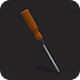 Low Poly Screwdriver v.1